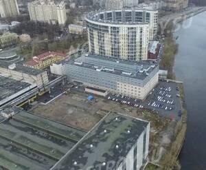МФК «Neva Sky»: скриншот с видеообзора