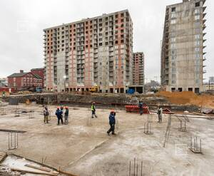 ЖК «Pulse на набережной»: ход строительства ДОУ