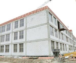 ЖК «Ветер перемен»: ход строительства школы из группы застройщика