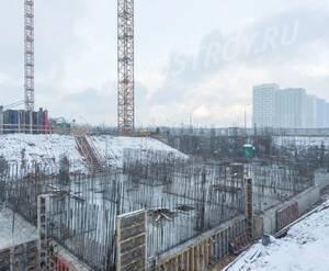 ЖК «Некрасовка» (Маресьева): ход строительства корпуса №5