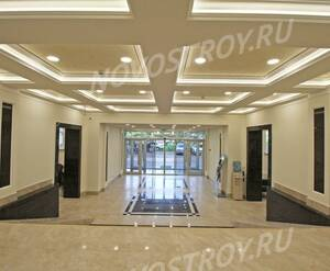 МФК «Саяны Парк»: холл
