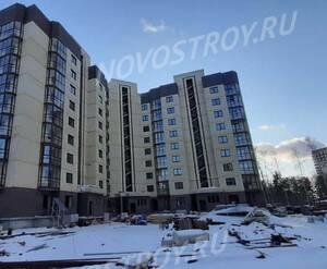 ЖК «Горизонт» (Щелково): ход строительства корпуса В