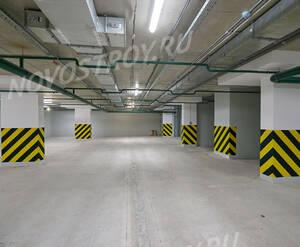 ЖК «Дом на Барвихинской»: паркинг