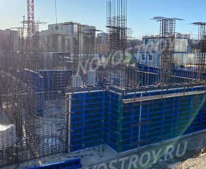 ЖК «Аквилон Park»: ход строительства