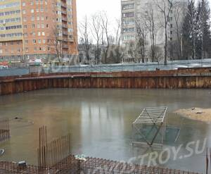 ЖК «Юбилей»: ход строительства корпуса «Авеню»