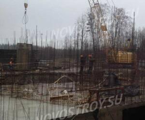 МЖК «Granholm Village»: ход строительства