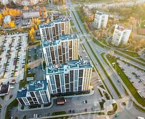 ЖК «Рантала»: ход строительства (октябрь 2019)