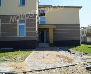 МЖК «Петровская мельница»: ход строительства (июнь 2019)