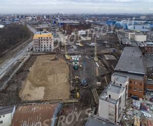 ЖК «Квартал Che»: ход строительства