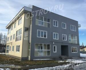 МЖК на улице Водников: ход строительства