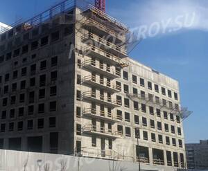 МФК «Status by Salut!»: ход строительства