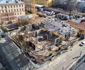 ЖК «Октавия»: ход строительства