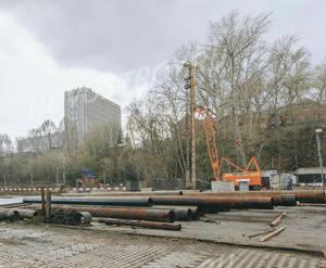 МФК «Новоданиловская 8»: ход строительства