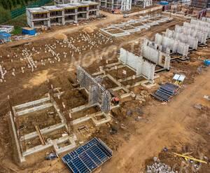 МЖК «Futuro Park»: ход строительства