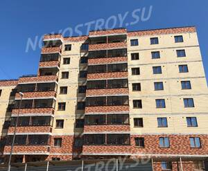 ЖК «Дом на Федосеева»: ход строительства
