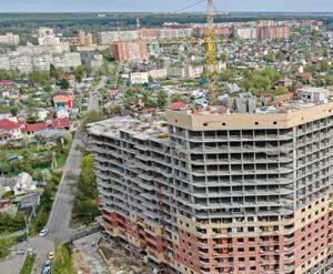 ЖК «на улице Кирова (мкр. Центральный)»: ход строительства