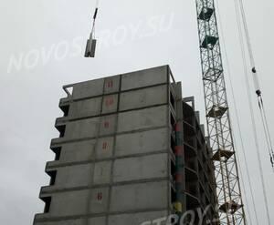 ЖК «Акация на Красногорской»: ход строительства