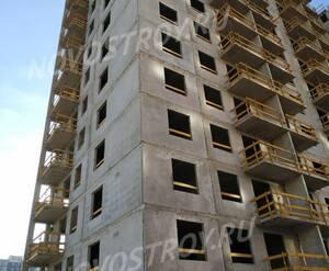 ЖК «Финский»: ход строительства дома №1