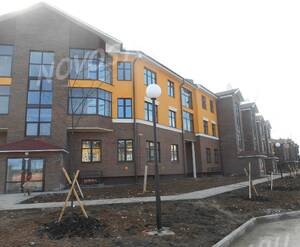 МЖК «Клубная резиденция Ангелово»: ход строительства дома №57