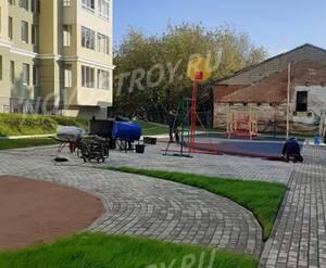 ЖК «Центральный» (Звенигород): ход строительства (сентябрь 2019)