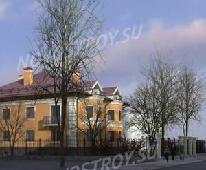 МЖК «Клубный дом на Михайловской»: готовый дом
