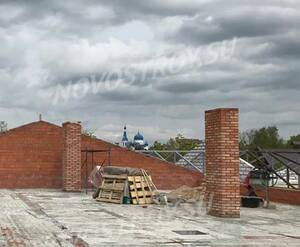 МЖК «Lake парк»: ход строительства 2 этапа