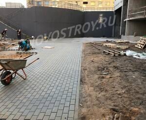 ЖК «Первомайский» (Ивантеевка): ход строительства (август 2018)