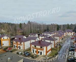 МЖК «Спасское»: ход строительства (март 2020)