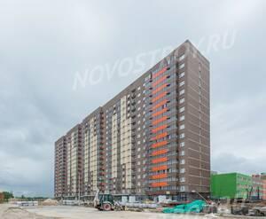 ЖК «Томилино Парк»: ход строительства корпуса №7