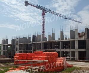ЖК «Новая Щербинка»: ход строительства