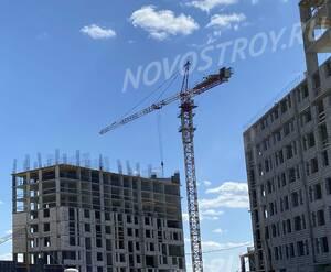 ЖК «Eleven»: ход строительства