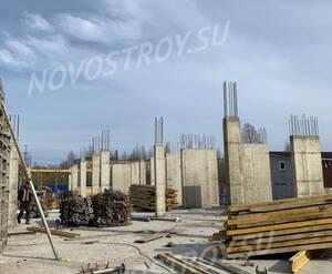 МЖК «Заневский штиль»: ход строительства