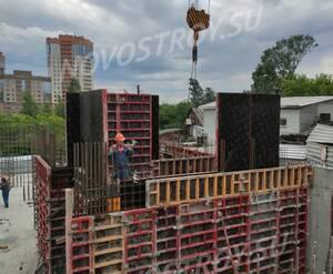ЖК «Расцветай на Обской»: ход строительства