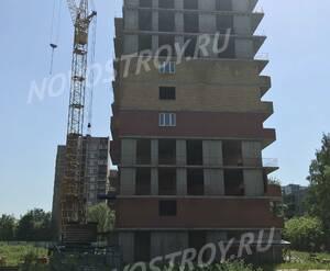 ЖК «Марьинский»: ход строительства