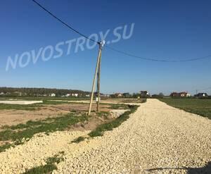 КП «Горки-Лэнд 4»: ход строительства