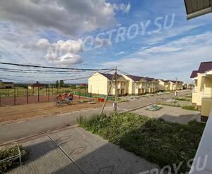 Малоэтажный ЖК «Ломоносовская усадьба»: ход строительства