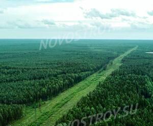 КП «Северная миля»: вид сверху