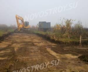 КП «Павловская жемчужина»: ход строительства