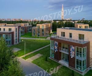 МФК «Комплекс апартаментов Лахта Парк»