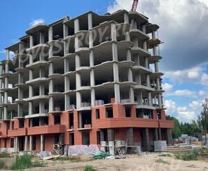 ЖК «Клюквенный»: ход строительства