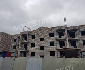 МЖК «На улице Калинина, 107»: ход строительства (август 2020)