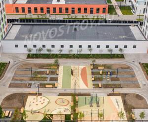 ЖК «Римского-Корсакова 11»: ход строительства корпуса №8