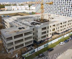 ЖК «Римского-Корсакова 11»: ход строительства школы