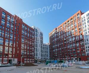 ЖК «Москва А101»: ход строительства дома №20.1