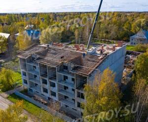 ЖК «Лисий Нос green»: ход строительства