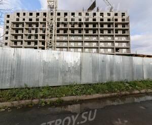 Ход строительства ЖК «Новый Квартал»