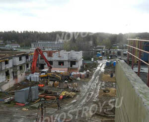 МЖК «Маленькая Швейцария»: ход строительства