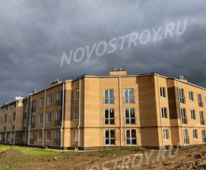 МЖК «Борисоглебское»: ход строительства корпуса №176