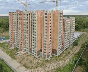 ЖК «Ледово»: ход строительства (сентябрь 2020)