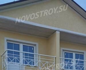 МЖК «Ломоносовская усадьба»: ход строительства (сентябрь 2020)